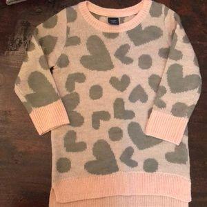 BabyGap pink tunic dress - 3T. NWOT